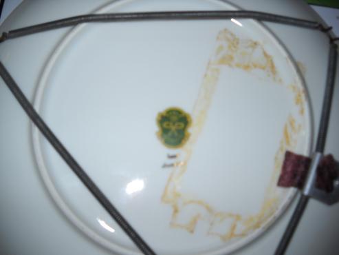 Imperial crown plate