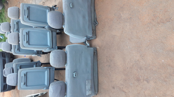 toyota quantun seats R5600. 0766822590