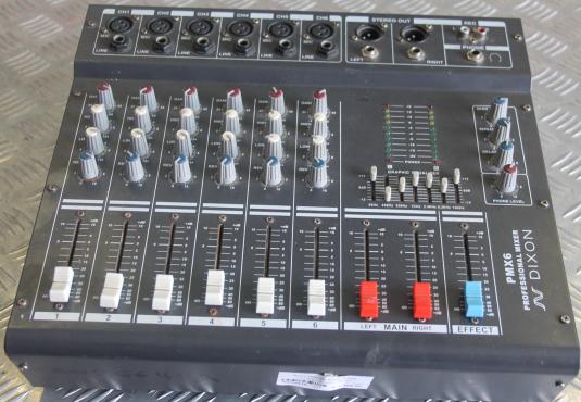 Dixon mixer S026641a
