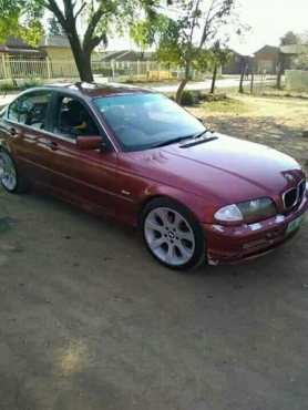 Bmw for sale ,Good running condition,Daily use