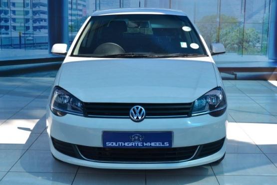2014 Volkswagen Polo vivo 1.4