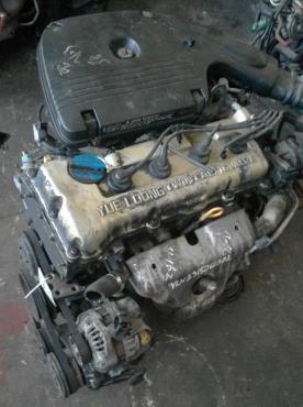 NISSAN GA16 CARB COMPLETE ENGINE FOR SALE
