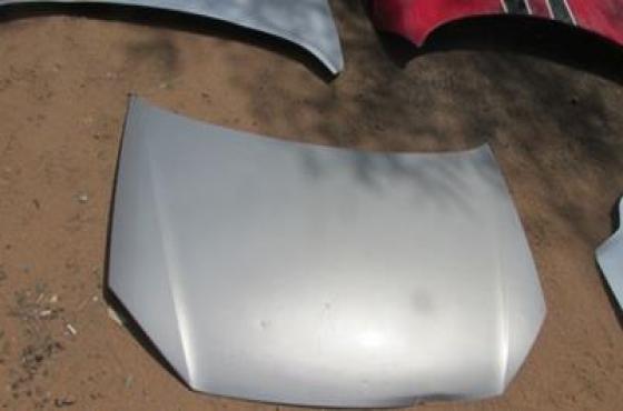 Volkswagen Polo Vivo Bonnet Silver For Sale