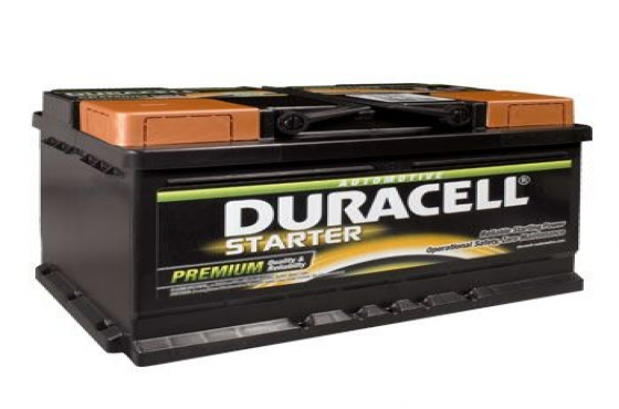 Duracell 658 12v 100ah Car battery - Maiden Electronics Battery Fitment Centre