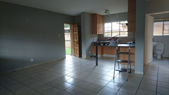 Ground floor - spacious 2 bedrooms