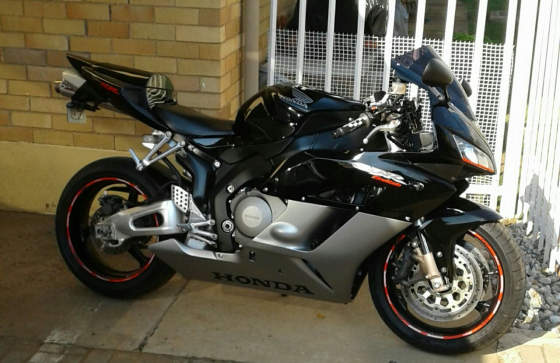 Honda Fireblade For Sale