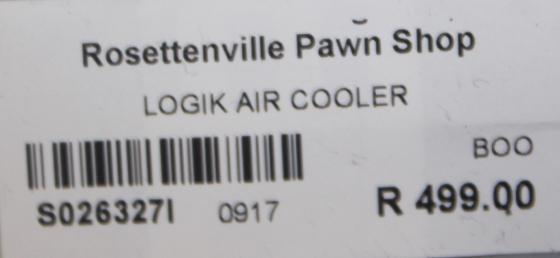 Logik air cooler S026327i