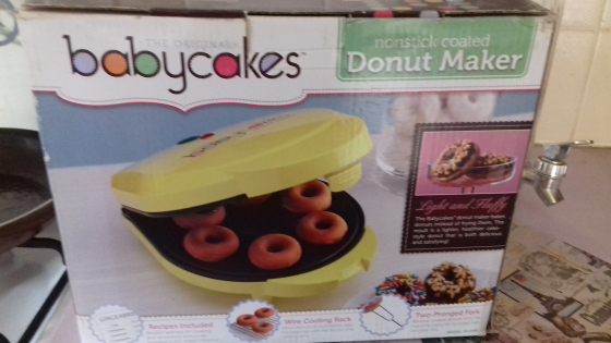 Brand new Popcake maker and Brand new Donut maker for sale