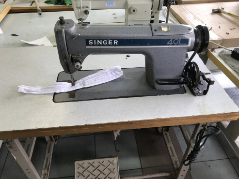 Singer 491 industrial sewing machine ( Africa Sewing Machines)
