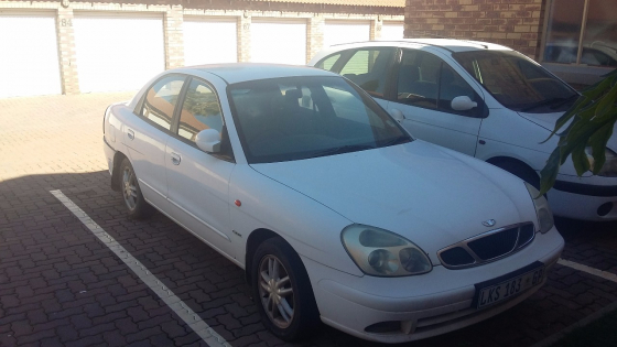 daewoo nubira for sale