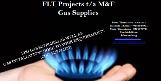 LPG Household Gas Delivered to your door!!!
