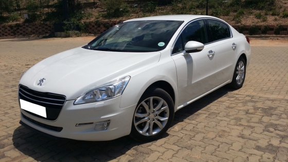 PEUGEOT  508 1,6 THP ALLURE AUTOMATIC – SATNAV / 2012 / IMMACULATE CONDITION / 98.000 KM /  FULL SER