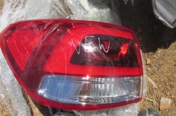 2016 Kia Sorento Left Taillight For Sale