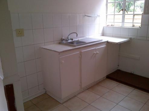 2 Bedroom townhouse groundfloor for rent Ehrlich Park Bloemfontein