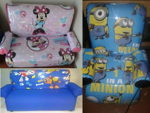 SOFT, COMFORTABLE DISNEY THEME CHARACTER CHAIRS, SOFAS AND LOTS MORE FOR  SALE! All
