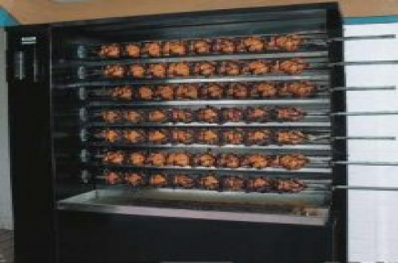 Griller Multiple chicken griller 49 Chickens Large CG497