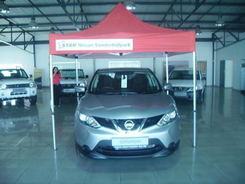 New 2017 Nissan Qashqai 1.2T Visia Plus 17Alloy SUV Silver