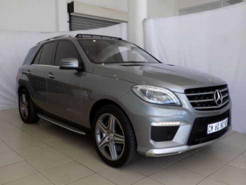 2013 Mercedes Benz M Class Ml 63 Amg For Sale In Gauteng Junk Mail