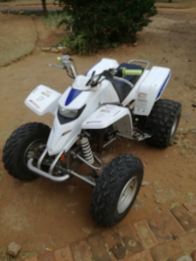 2006 Yamaha Blaster 200cc