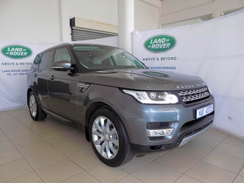 2014 land rover range rover sport 3.0 v6 sc hse for sale in