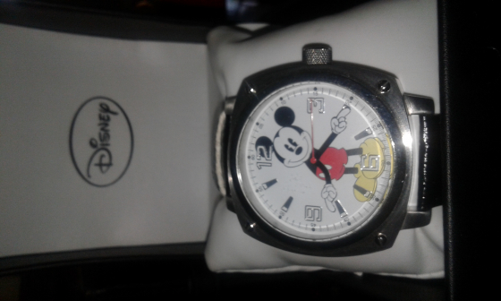 Disney Mickey Mouse by MZ Berger & Co Watch
