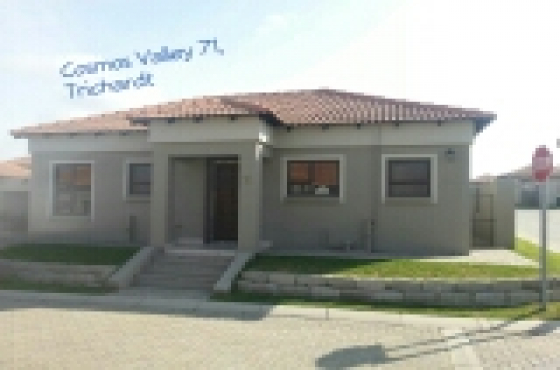 Cosmos Valley Trichardt