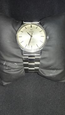 Omega Geneve Seamaster Watch
