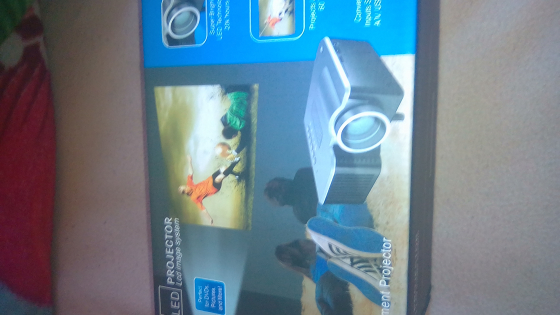 brand  new  led  projector