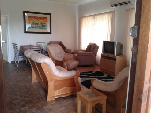 Holiday home for accommodation near Anerley Beach outside Port Shepstone on the South Coast, KZN