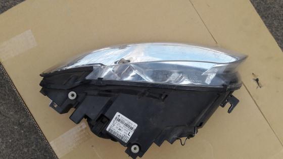 Left Headlight Front Light For Audi A Manual Junk Mail - 2007 audi a4 headlights