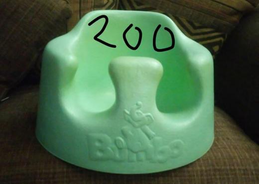 Bimbo chair