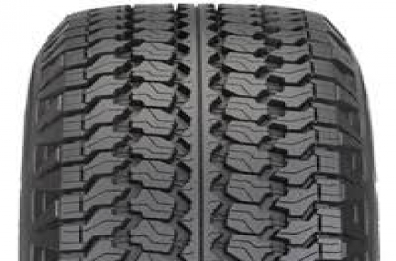 Tyres. 245/70R16c Goodyear Wrangler