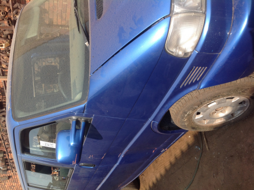Stripping VW Kombi T4 2003 for Spares