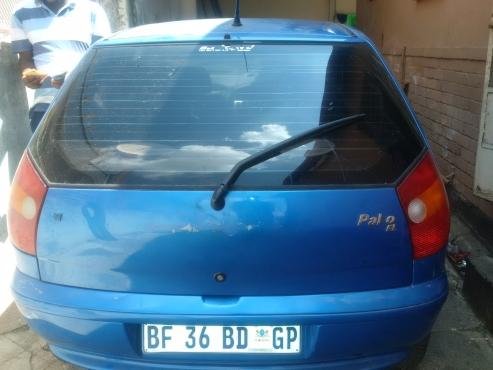 Excellent Accident free 2004 fiat palio 1.6 Hatch