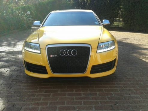 Audi Rs In Audi In South Africa Junk Mail - Audi rs6 for sale