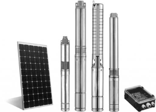 solar borehole pump kit
