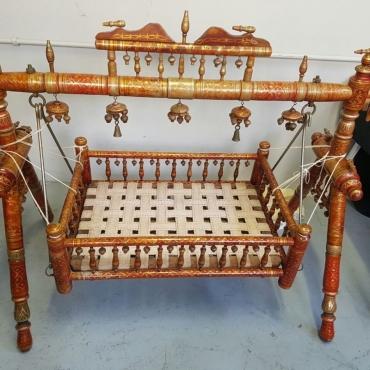 oriental swing cot