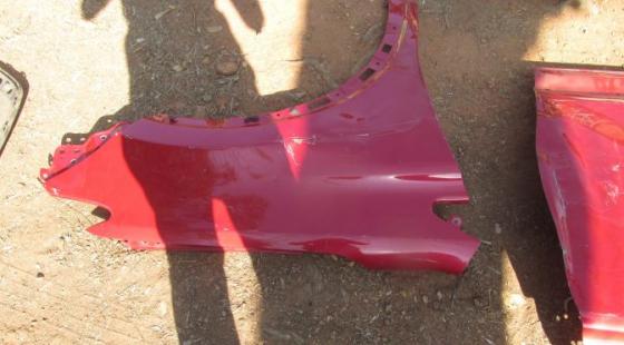 2013 Toyota Rav 4 Right Fender Red For Sale