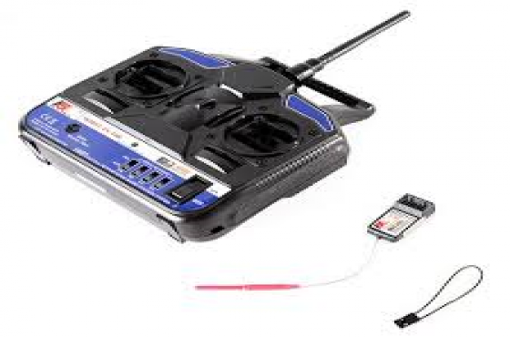 Bait boat ( aasboot ) radios for sale: T4B 2.4ghz