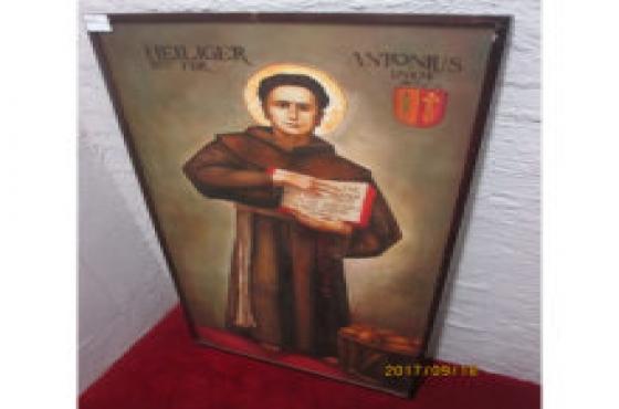 Large catholic paint