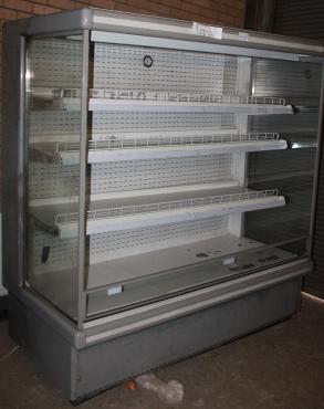 Display fridge S0267
