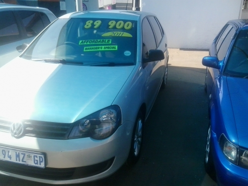 Affordable VW Polo