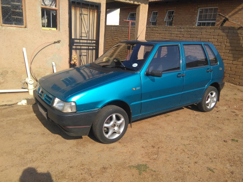 fiat uno for sale 1,4 99mod