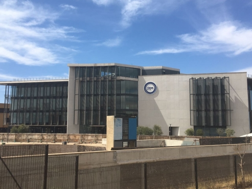 BRAND NEW, AAA GRADE OFFICES TO LET IN CENTURION, CLOSE TO THE GAUTRAIN STATION