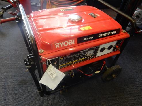 Ryobi RG-6900K Gener