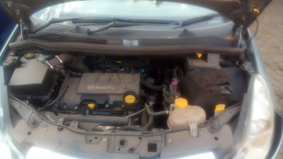 Engine For Corsa D Axer For Sale