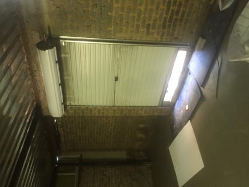 Custom Size Roller Doors in Roodepoort