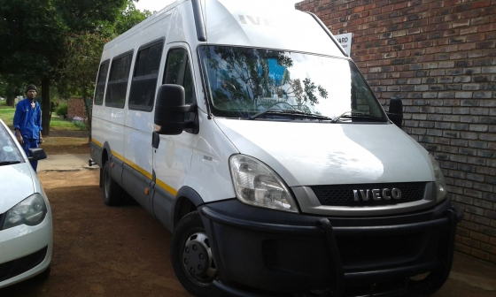 Iveco 2014 22 seater buss with 3.0l engine for sale