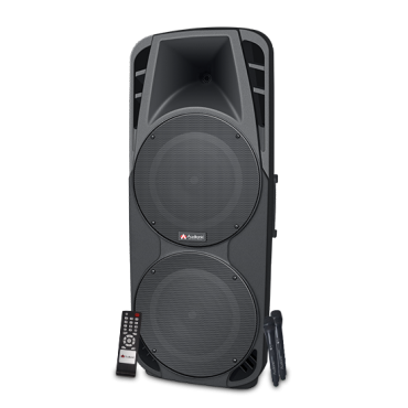 Hire a PA system for R650 per weekday or weekend