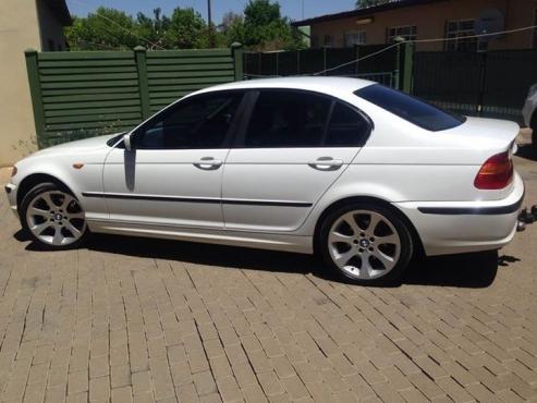 For sale/te Koop Bmw 320d
